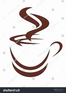 Doodle Sketch Steaming Cup Coffee Tea Stock Vector ...