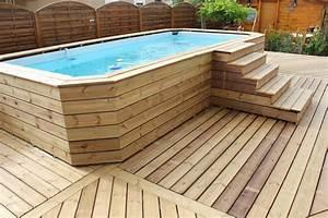 Preparation Terrain Pour Piscine Hors Sol Tubulaire : terrasse piscine tubulaire ~ Melissatoandfro.com Idées de Décoration