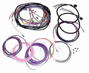 1953 1954 1955 Wiring Harness Chevy Gmc Pickup Truck With