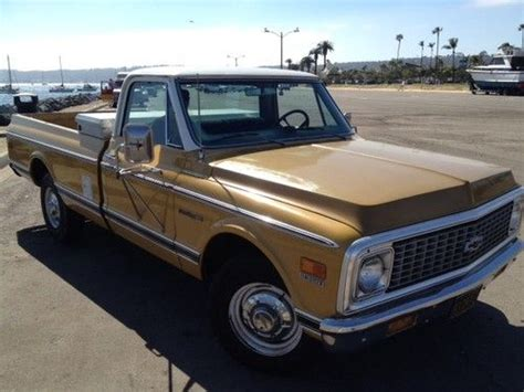 buy   chevy  custom camper  san diego