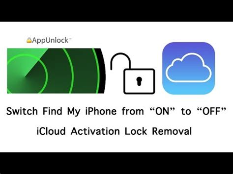 turn find my iphone with a computer from icloud