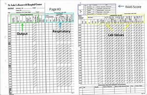 Icu Flow Chart