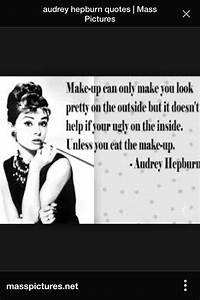 Makeup can only... Outside Beauty Quotes