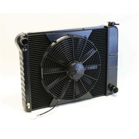 radiator and fan combo dewitts 4239011m 1968 72 nova radiator fan combo manual