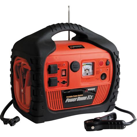 jumper 5in1 wagan power dome ex jumper compressor portable power station