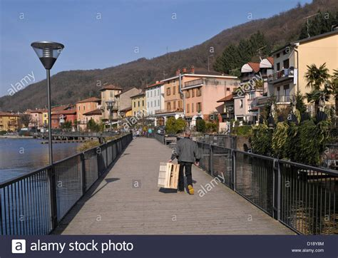 Porto Ceresio News by Porto Ceresio Lake Ceresio Or Lugano Lombardy Italy