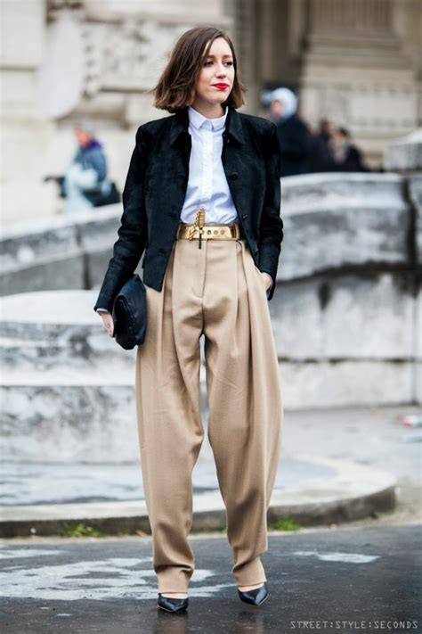 una lady como tú swimsuit style watch street style at paris fall 2013 fashion week
