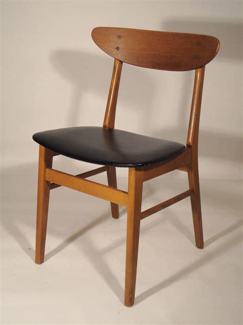 chaise design ée 50 mobilier design vintage scandinave chaises et meubles en