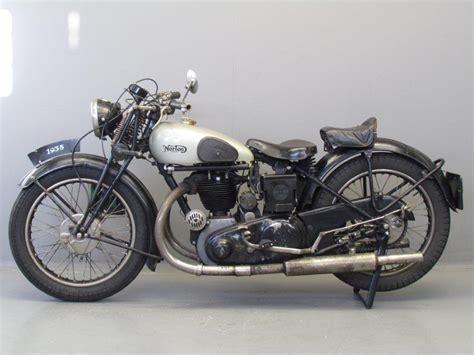 Norton 1935 Model 20 490cc 1 Cyl Ohv