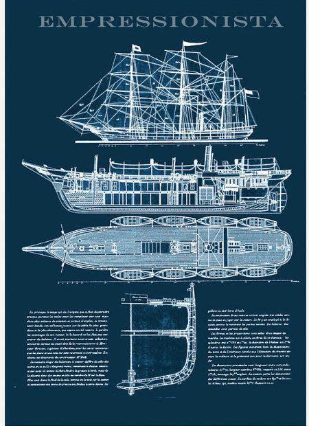 Barco Dibujo Tecnico by Dibujo T 233 Cnico N 225 Utico Anteproyecto De Un Buque De Vapor