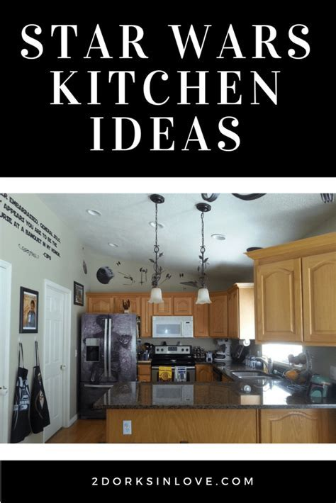 Use These Star Wars Kitchen Ideas to Feel the Force ? 2