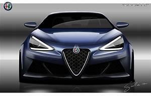Alfa Romeo Giuletta : would this design work for a new alfa romeo giulietta carscoops ~ Medecine-chirurgie-esthetiques.com Avis de Voitures