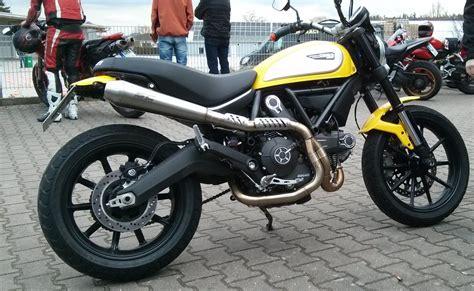 Modification Ducati Scrambler Icon by Modified Icon Ducati Scrambler Forum