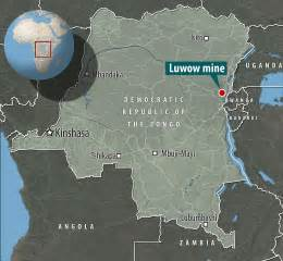 iPhone mineral miners of Africa use bare hands | Daily ...