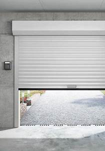 porte de garage sur mesure porte sectionnelle With porte de garage enroulable de plus porte sur mesure