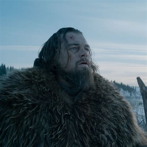 Someone who has returned, especially someone who returns to life after being dead: Film Review: The Revenant | Consequence of Sound