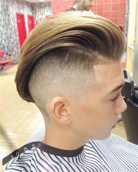 mens hair haircuts fade haircuts short medium long buzzed side part long top short
