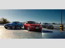 BMW 3 Series Sedan Lines & Equipment
