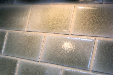 glazed subway tile backsplash robert burden custom tiling