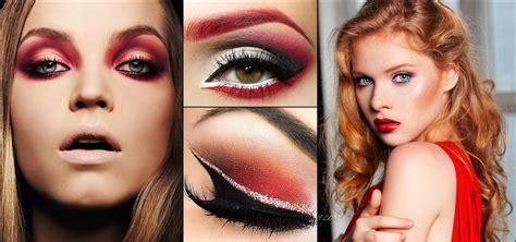 Красный макияж глаз почему ты должна попробовать этот смелый макияж прямо сейчас +ВИДЕО