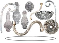 chandelier parts retail and wholesale parts