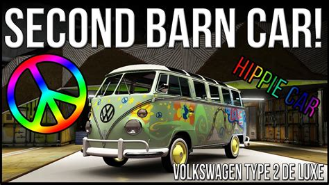 2nd Barn Car Location Forza Horizon 2 Volkswagen Type 2 De