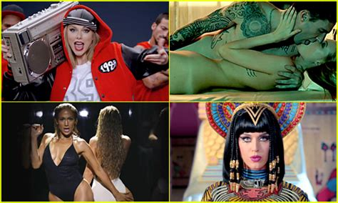 Just Jared's 25 Most Popular Music Videos 2014