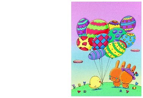 carte de paques carte vœux de p 226 ques 224 imprimer avec un dessin pour enfant