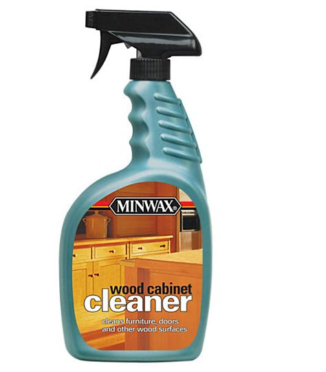 cabinet cleaner and polish buy the minwax 521270006 wood cabinet cleaner spray 32