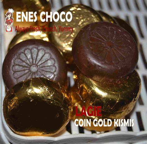 jual coklat lagie coin kismis  kg coklat kiloan lagie