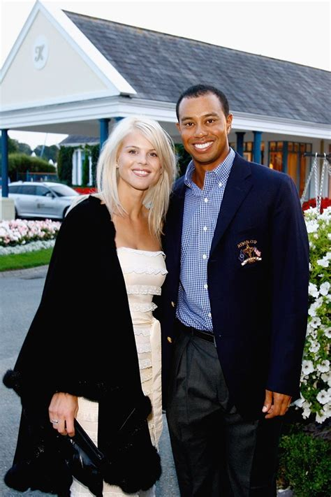 Tiger Woods and ex-wife Elin Nordegren 'get along really ...