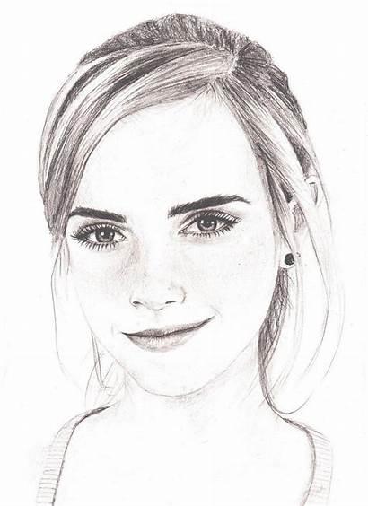Drawings Drawing Emma Watson Deviantart Easy Bree