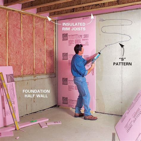 How to Finish a Basement: Framing and Insulating ? The