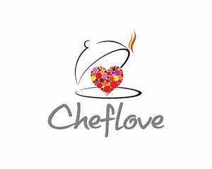 Chef Love Designed by amir66 | BrandCrowd