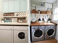 small laundry room ideas 12 Inspiring Small Laundry Room Ideas - Love & Renovations