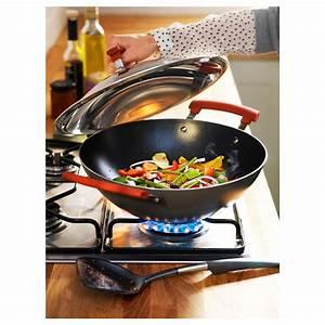 Ikea Pfannen Induktion : ikea wok mit deckel identisk 32 cm auch f induktion ebay ~ Sanjose-hotels-ca.com Haus und Dekorationen