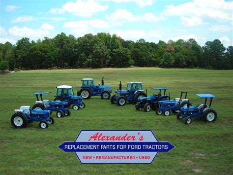 ford tractor dealers in alabama   Ford Release