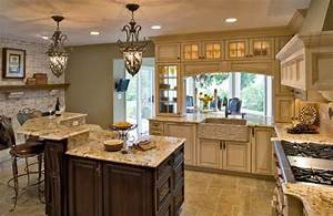 Country tuscan kitchen styles home design and decor reviews for Tuscan country kitchen design ideas
