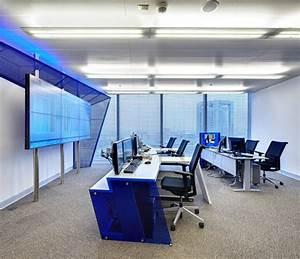 In Design Magz: FUTURISTIC DESIGN INTERIOR FOR MODERN OFFICE