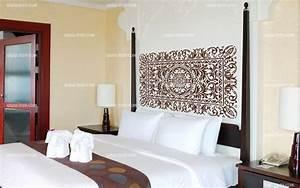 Décoration Murale Orientale : stickers t te de lit orient ~ Teatrodelosmanantiales.com Idées de Décoration
