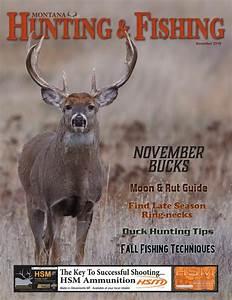 Montana Hunting  U0026 Fishing News