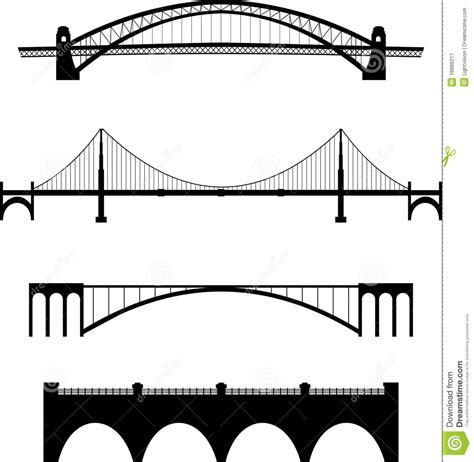 Golden Gate Clipart Roads And Bridges Pencil And In