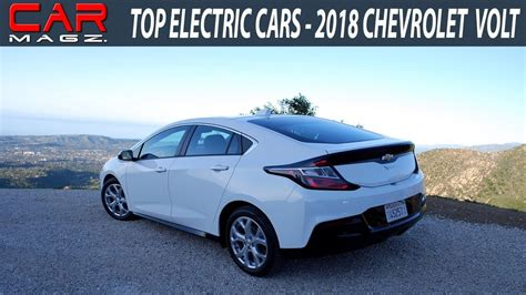 New 2019 Chevrolet Volt Review Specs And Release Youtube