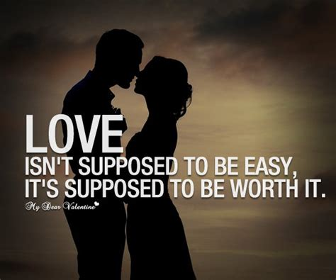 Loving You Is Easy Love Quotes