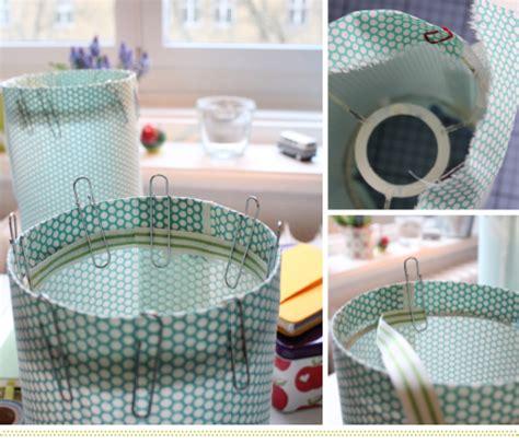 lenschirm selber machen stoff lenschirm selber machen und beziehen 2 ideen zum basteln