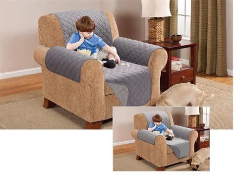 Reversible Sofa Protector Throw Slip Cover Dog Cat Pet
