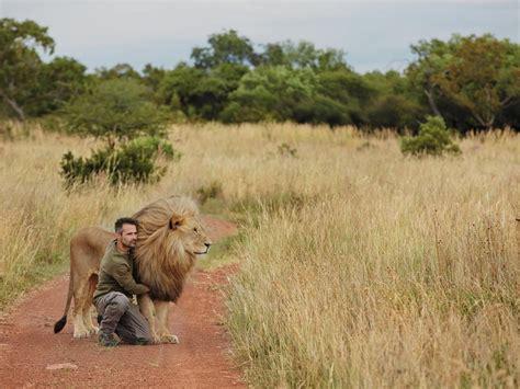 """What Makes the """"Lion Whisperer"""" Roar?"""