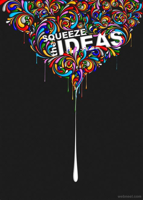25 creative graphic art and graphic design art works for your inspiration