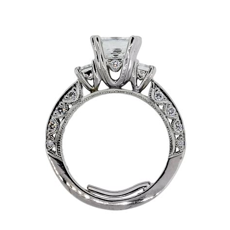 Tacori Engagement Rings Platinum 171ct Gia Princess Cut. Old Cluster Wedding Rings. $8000 Wedding Rings. Weddin Wedding Rings. Ancient Egyptian Rings. Ohio State Rings. Pile Engagement Rings. Contemporary Rings. Solitaire Semi Bezelset Diamond Engagement Rings