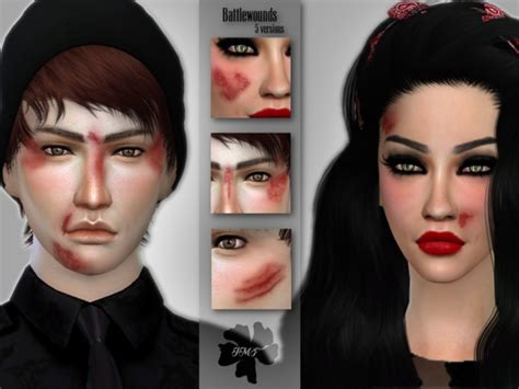 Scars Archives Sims 4 Downloads